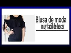 Erika, Peplum Dress, Youtube, Dresses, Fashion, Tela, Templates, Sewing Patterns, Fashion Blouses
