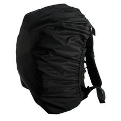 Nument 3550L Polar Backpack Waterproof Cover Dust Cover Rain Cover Black >>> More info could be found at the image url.