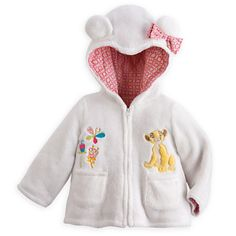 Girls' Clothing (newborn-5t) Mayoral Childrens Girls Hooded Full Zip Puffer Coat Navy Blue Size 12 Months Fine Workmanship