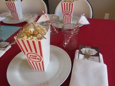 Little Red Wagon Baby Shower