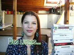 Book Haul | Aout et Septembre 1/2 - YouTube