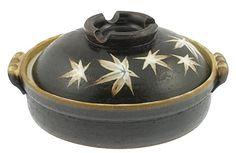 Kotobuki Kyoto Maple Donabe Japanese Hot Pot | Free Shipping