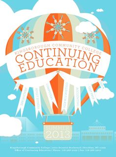 how to create a continuing education program