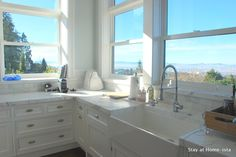 Kitchen Corner With Lovely View