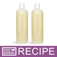 RECIPE: Juicy Pear Conditioning Shampoo - Wholesale Supplies Plus