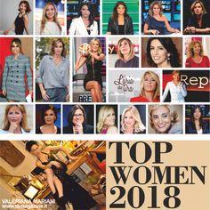 TOP WOMEN 2018 | DONNA IMPRESA Polaroid Film, Tops