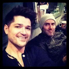 Danny and Glen