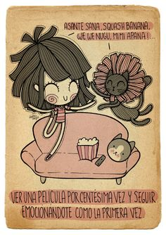 Anita Mejia - Illustration Blog. http://www.chocolate-derretido.blogspot.com/
