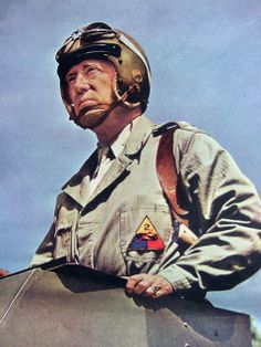 George Smith Patton, Jr. (November 11, 1885 – December 21, 1945) was a United States Army general, best known for his command of the Seventh United States Army, and later the Third United States Army, in the European Theater of World War II.