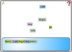 BLOG DE LENGUA DE 1º: Formas frases