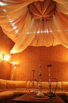 ♔ Oriental Shisha Lounge  #RePin by AT Social Media Marketing - Pinterest Marketing Specialists ATSocialMedia.co.uk