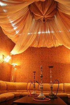 ♔ Oriental Shisha Lounge