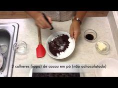 Como Fazer Brownies Gourmet em Casa Brownies, Brownie Sem Gluten, Cheesecake, Pudding, Bread, Desserts, Food, Youtube, Walnut Cake