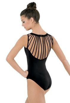 Intricate Strappy Back Leo | Balera™