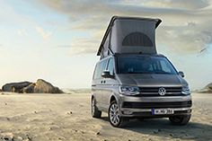 Volkswagen Releases New California Camper Van Volkswagen, Vw Bus, Vw California T6, Car Images, Vw Camper, Campers, Commercial Vehicle, Car And Driver, Picture Photo