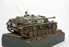 """Stug III Ausf. F """"Grossdeutschland""""  by Roland Greth"""