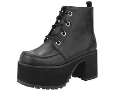 Distressed Ankle Nosebleed Boot – T.U.K. Shoes | T.U.K. Shoes