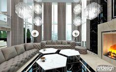 wnetrza klasyczne luksusowe design