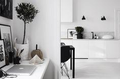 Home of Therese Sennerholt - Photo Kristofer Johnsson / styling Lotta Agaton