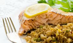 February is American Heart Month and what better way to keep your hearty healthy than with salmon? Try this baked salmon recipe with a tangy glaze.Recipe courtesy of Natasha's Kitchen and The National Salmon Council