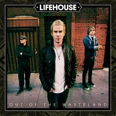 The newest CD from Lifehouse.