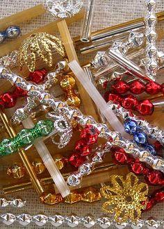 Christmas Garland Beads!