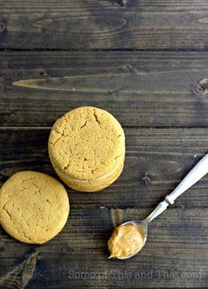 Peanut Butter Crinkle Cookie Recipe