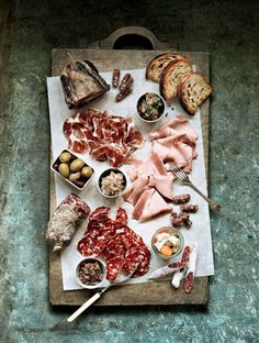 can never go wrong with charcuterie!