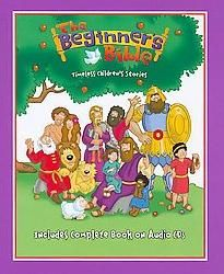 @Overstock - With full-color illustrations and two narrated and enhanced read-along CDs, this special deluxe edition of The Beginner`s Bible brings God`s Word to life for children in a way like never before. For on-line games and fun activities visit www.thebeginne...http://www.overstock.com/Books-Movies-Music-Games/The-Beginners-Bible-Deluxe-Edition-Mixed-media-product/5483577/product.html?CID=214117 $16.33