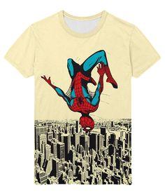 nice T-shirt Amazing Spider-man fictional superhero comic books Loot Merch - #Apparels #collectiblesMerch #Female #loot #Male #merch #merchandise #shirts #spider-man #spiderman