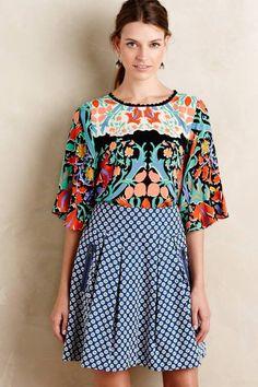 Anthropologie's August Arrivals: Skirts & Dresses - Topista