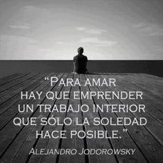 Para amar por #Jodorowsky