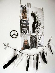 Méchant Design: I ☆ feathers