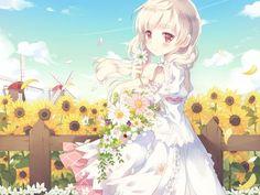 anime hoa hướng dương - Tìm với Google