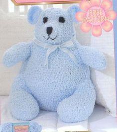 Free pattern for crochet teddy bear 99000600226. Free pattern crochet teddy bear 99000600226.