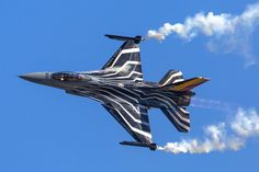 F-16 Fighting Falcon, Solo Display Team, Belgian Air Force