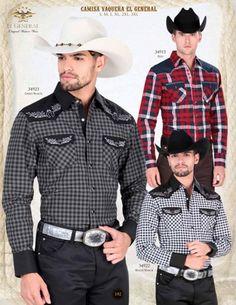 07f5ecb84e camisa vaquera o charra Camisa Vaquera Hombre