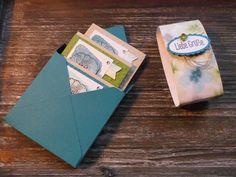 Kreativ am Deich : Envelope Punch Board