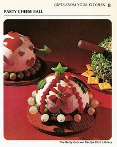 1000+ images about Vintage Holiday Recipes on Pinterest ...