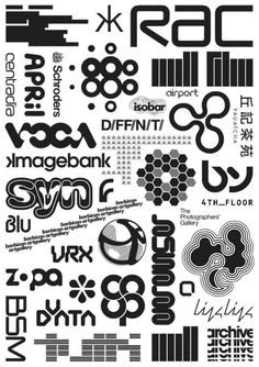 North / Logotypes / 1995-2005