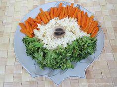 Tricolor Pasta