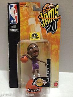 (TAS008220) - Mattel Basketball NBA Jams Figure - Kobe Bryant #8 L.A. Lakers