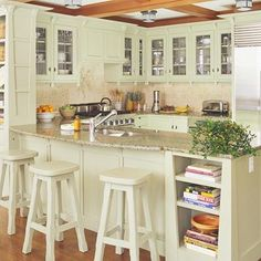 7 Beautiful U Shaped Kitchen Designs Ideas For Your Home - 7 Beautiful U Shaped Kitchen Designs Ideas For Your Home, luxury U shaped kitchen, modern u shaped kitchen design, Small u shaped kitchen design, small u shaped kitchen layout, Small U-shape layout kitchen, U-shaped kitchen design