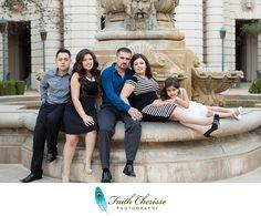 Pasadena, CA.- Lopez Family- Lifestyle Session » Faith Cherisse
