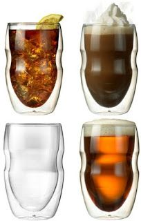 Beautiful glasses! Perfect for when guests are visiting!
