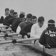 Yale rowing team