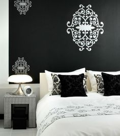 Colin & Justin turn a kid's bedroom into a teenager's | RONAMAG  http://pinterest.com/starbuk/bedroom-ideas-for-teenage-girl/