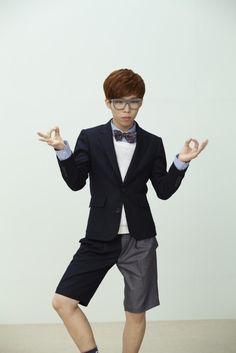 Akdong Musician Chan Hyuk