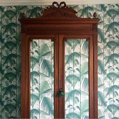 Removable Wallpaper Australia | Palm Jungle Wallpaper. Cole and Son