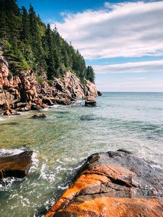 We hear the tides are incredible up in Nova Scotia in the Bay of Fundy and that the Cabot Trail is famous for being one of the most scenic drives in Canada. East Coast Travel, East Coast Road Trip, Pacific Coast Highway, Immigration Au Canada, Nova Scotia Travel, Annapolis Valley, Cities, Cabot Trail, Wok Of Life